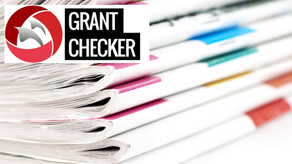 Briefing Media launches new Grant Checker