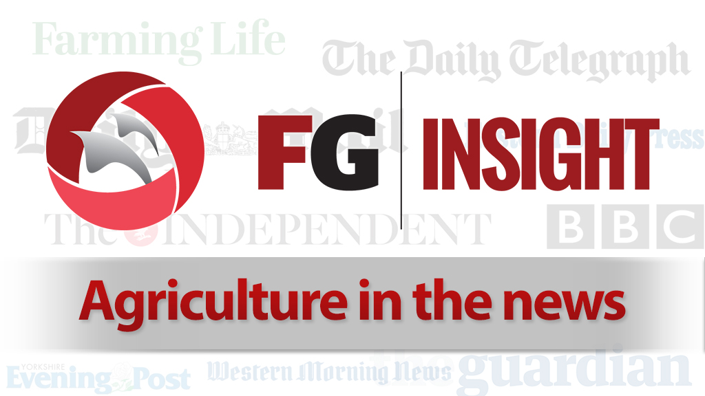 Agriculture in the news - March 27